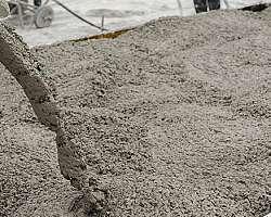 Distribuidor de cimento secagem rápida