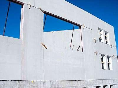 Concreto pré moldado