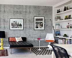 Cotar parede de cimento