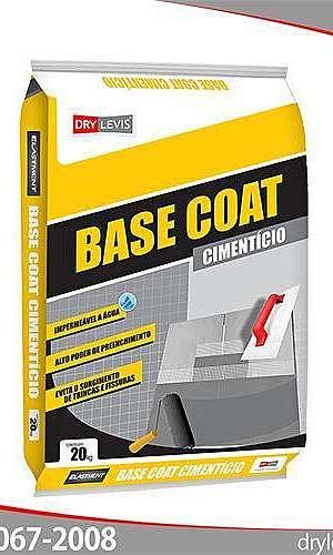 Base Coat Cimentício
