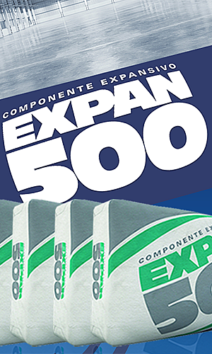 Comprar Cimento Expan 500 Preço