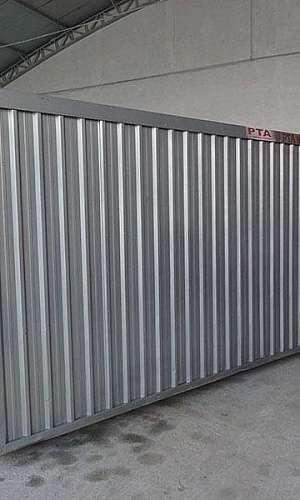 Container para construção civil