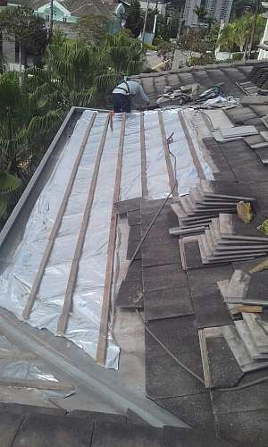 Empresas que consertam telhados