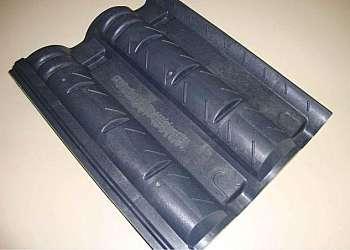 Empresa de forma de telha de concreto