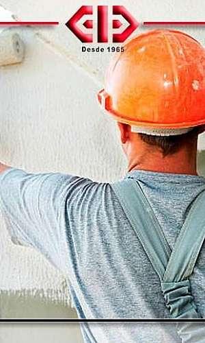 Pintura para construção civil