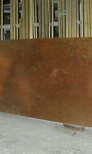 Preço de barra de bronze
