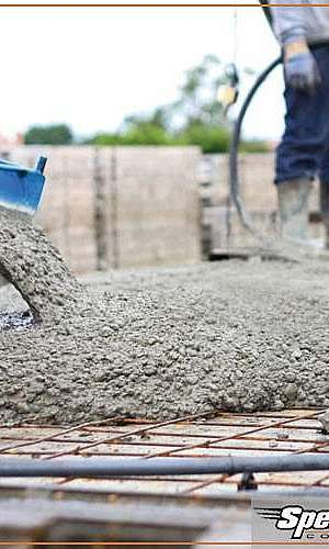 Preço do concreto usinado