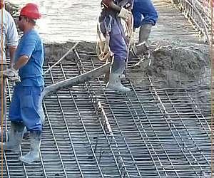 Preço do metro de concreto