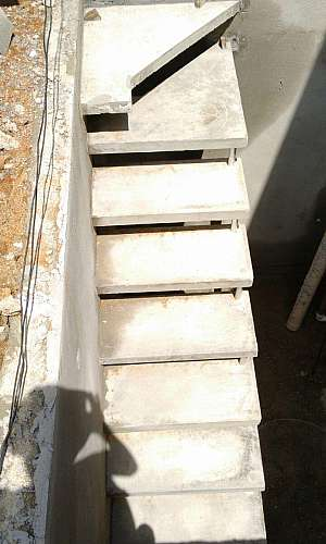 Preço escada pré moldada