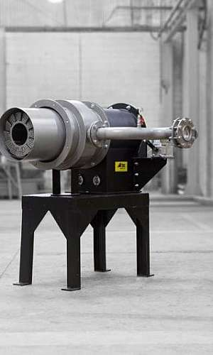 Queimador de gases