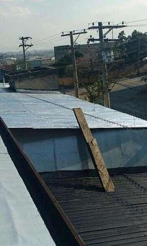 Revestimento para telhado