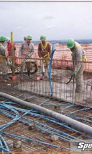 Valor do concreto bombeado